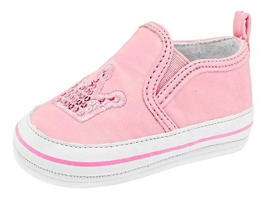 Ensueño Sneaker Dep Rosa Princesasdisney Niña Bta44409