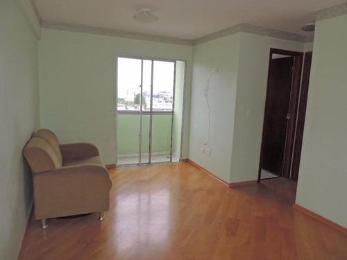 Apartamento De 2 Quartos Para Venda - Vila Augusta - Guarulhos - Izm9c80-40064