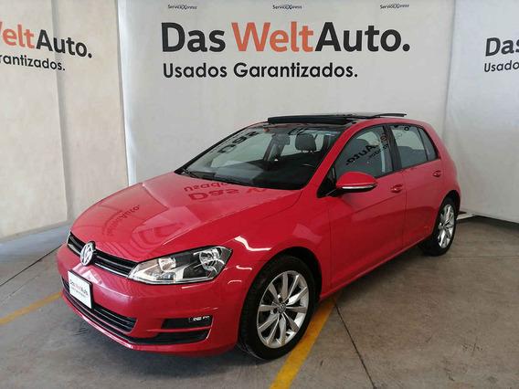 Volkswagen Golf 2016 5p Comfortline Sport L4/1.4/t Aut