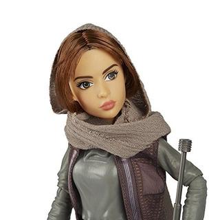 Figura De Aventura De Star Wars Forces Of Destiny Jyn Erso.
