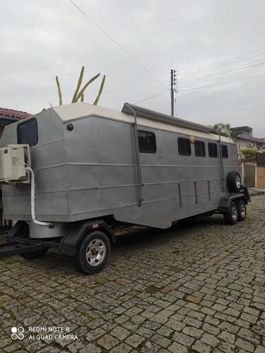 Delka Trailer Treiller Trailler Motorhome