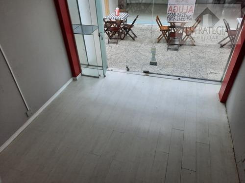 Imagem 1 de 3 de Loja/salão Em Alto Da Serra  -  Petrópolis - 2613