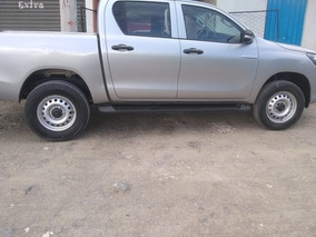 Toyota Hilux 2.7l Doble Cabina 2017 Manual