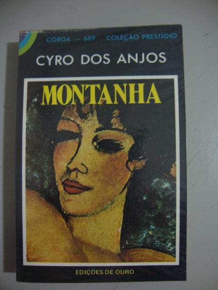 Livro Montanha - Cyro Dos Anjos