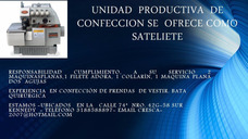 Sateliete De Confecion