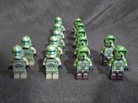 Lego Star Wars Minifigure Clone 41 Kashyyyk Sw518 E Sw519