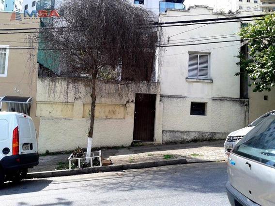 Casa Com 1 Dormitório À Venda, 73,00 M²at Em Perdizes - São Paulo/sp - Ca0316