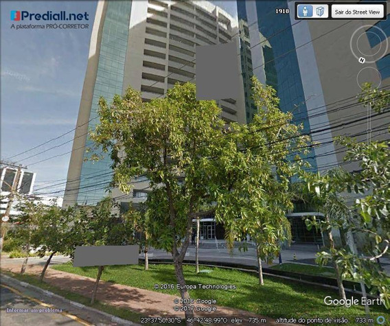 Sala À Venda, 43 M² Por R$ 445.000,00 - Chácara Santo Antônio (zona Sul) - São Paulo/sp - Sa0126