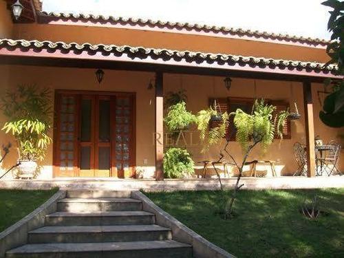 Chácara Com 4 Dormitórios À Venda, 5000 M² Por R$ 1.600.000,00 - Mirantes Das Estrelas - Vinhedo/sp - Ch0024
