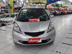 Fit Exl 1.5 Flex Auto 2010 Top De Linha Ac Troca Financio