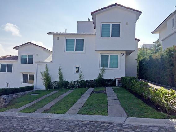 Preciosa Casa Estilo Californiano En Fracc. Vista Esmeralda