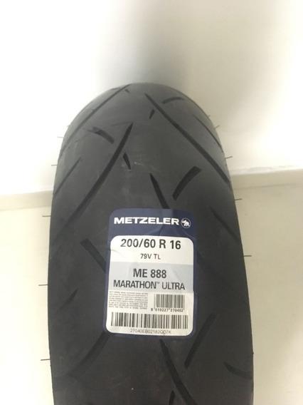 Pneu Traseiro Midnigth Xvs950 200/60-16 Metzeler Oversize