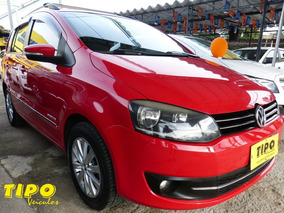Volkswagen Spacefox Sportline (gii) 1.6 Dualogic 2012