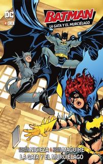 Batman: La Gata Y El Muercielago - Ecc España - Cartoné