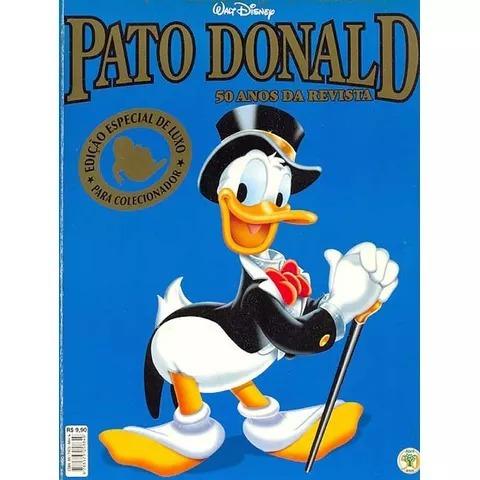 Pato Donald 50 Anos. De Colecionador.
