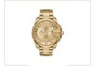 Relógio Masculino Diese Dz4360/4dn 52mm Dourado
