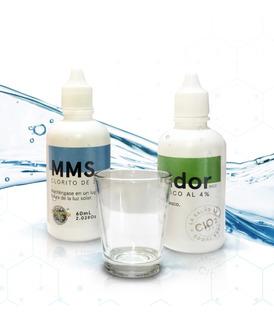 Mms + Activador 60ml + Tequilero
