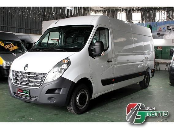 Renault Master Grand Furgão Motor 2.3 2020 Branco 5 Portas