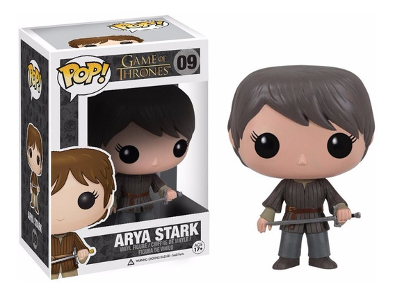 Arya Stark 09 Funko Pop Game Of Thrones Juego De Tronos