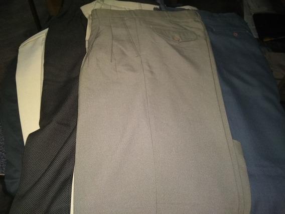Pantalón De Vestir Nuevos Talle 38 Y 40. Liquido!