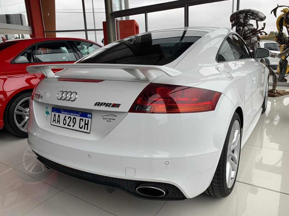 Audi Tt Rs Coupe 2014 2.5 Tfsi Stronic 340cv Quattro
