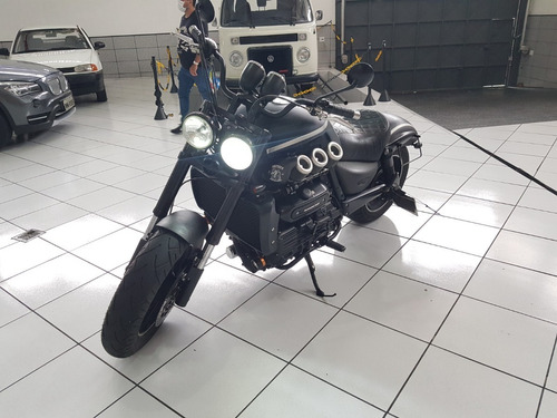 Triumph Rocket Iii Roadster Customização Az Motorcycle 14/14