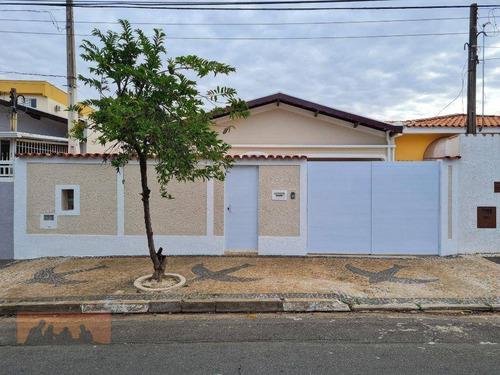 Casa Com 3 Dormitórios Com Edícula  Recém Reformada - Ca2389