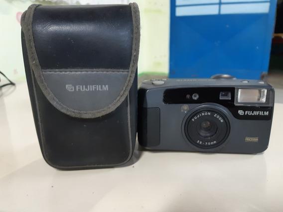 Câmera Analógica Fotográfica Fujifilm Zoom Cardia Super 170