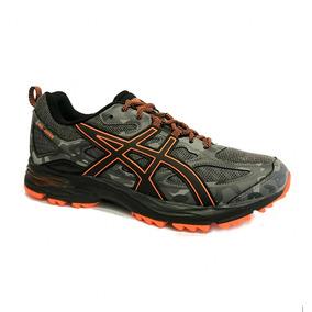 6154ab55667 Zapatillas Asics Gel-aztec Trail Running Hombre Grey Black