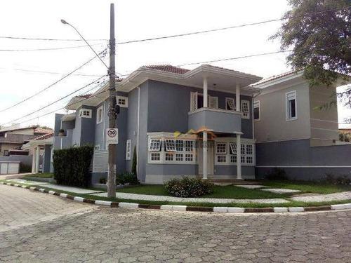 Casa Com 4 Dormitórios À Venda, 348 M² Por R$ 870.000,00 - Condomínio Portal Da Vila Rica - Itu/sp - Ca1008