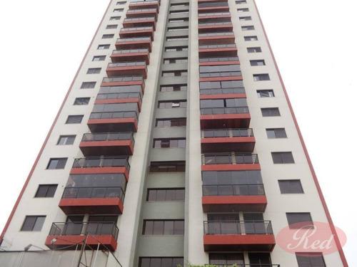 Apartamento Com 3 Dormitórios À Venda, 120 M² Por R$ 600.000 - Centro - Suzano/sp - Ap0126