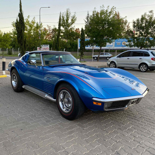 Imagen 1 de 15 de Chevrolet Corvette Stingray