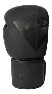 Luva De Boxe Premium Iron Arm Everlast Bandagem Muay Thai