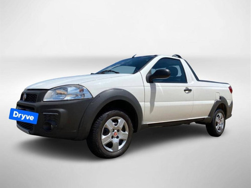 Fiat Strada Cs Working 1.4 8v Flex