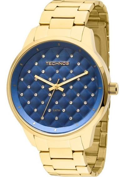 Relógio Technos Feminino Fashion Trend 2035mbw/4a