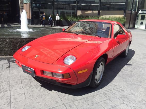 Porsche 928 1977 Rojo