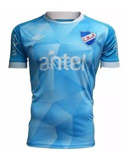 Camiseta Golero Club Nacional De Fútbol Adulto Timeout