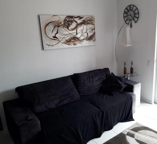 Imagem 1 de 20 de Apartamento Com 3 Dormitórios, 1 Suite, Ao Lado Do Bosque Das Mansões - Ap4192