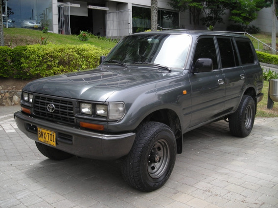 Toyota Burbuja Basica 1995 Mecanica