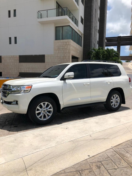 Toyota Land Crusier 5.7lts 2018 Blanca