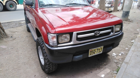 Toyota Hilux Pico Loro