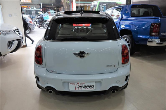 Mini Countryman 1.6 S All4 4x4 184cv Turbo Gasolina Automati