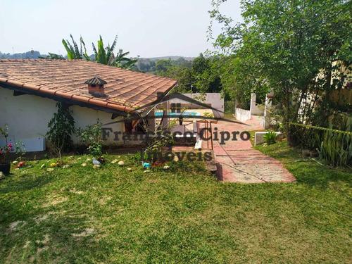 Chácara À Venda No Bairro Parque Das Garças - Guaratinguetá/sp - Ch140