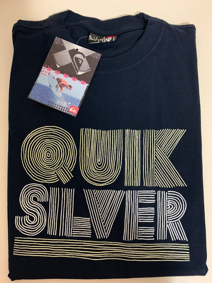 Remera Surf Quiksilver - Medium - Microcentro
