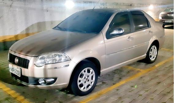 Fiat Siena 1.4 8v (tetrafuel - Completo) 2011/2012