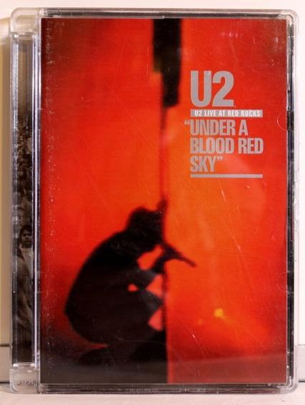 U2 - Under A Blood Red Sky - Dvd - 5.1 Audio