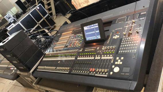 Mesa Digital Pm5drh Yamaha No Case + 2 Fonte Pm5d