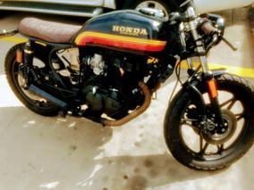 Café Racer Cb 450 Dx 1988