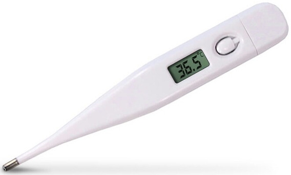 Kit 10 Termômetro Digital Infantil E Adulto