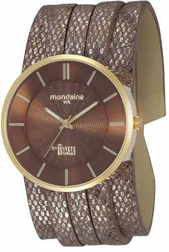 Relógio Feminino De Pulso Marca Mondaine 76373lpmvdh1